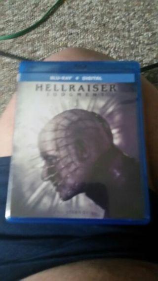 Hellraiser judgment digital copy