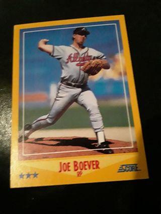 Joe Boever