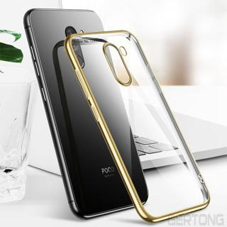 Ultra Thin Soft Case For Xiaomi Pocophone F1 Clear Case For Xiaomi Mi 8 SE Mi A2 A1 6X 6 Mi Max 3