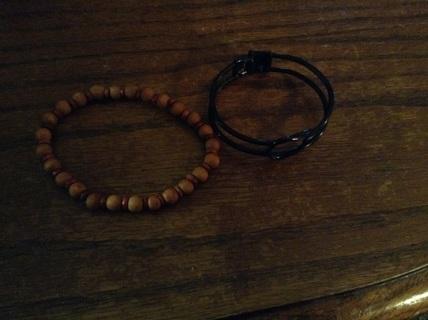 Two bracelets for girls
