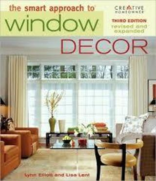 The Smart Approach to Window Decor (3rd edition) by Creative Homeowner (TPB/VGC) #LLP303c/BW