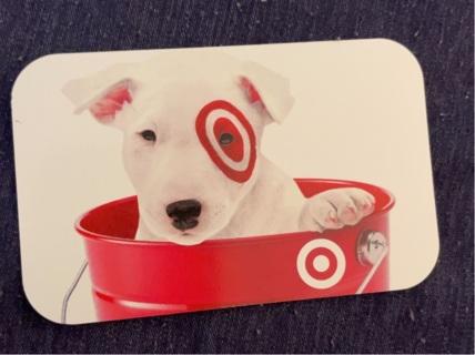$5.61 Target Gift Card - Digital Code Only