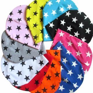 Baby Hat Autumn Winter Cap Star Beanie Warm Hats For Children Warmer