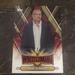 WWE Card Progressives auction Relic Auto # Cards