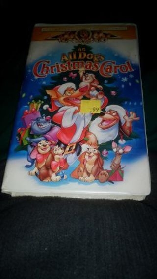 An All Dog's Christmas Carol