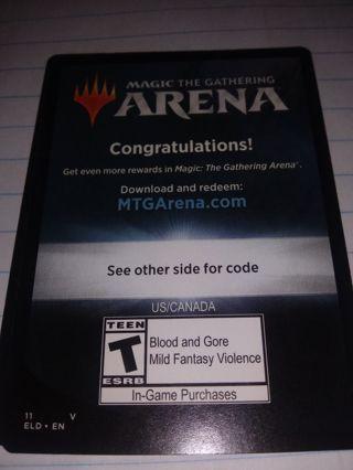 Mtg arena code