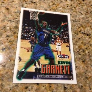 1999-00 Skybox NBA Hoops - [Base] #29 Kevin Garnett