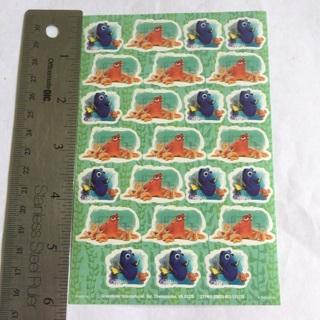 ⭐️ Finding Dory Sticker Sheet BRAND NEW ⭐️ #1