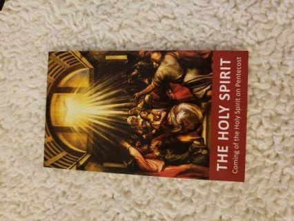 The Holy Spirit prayer card