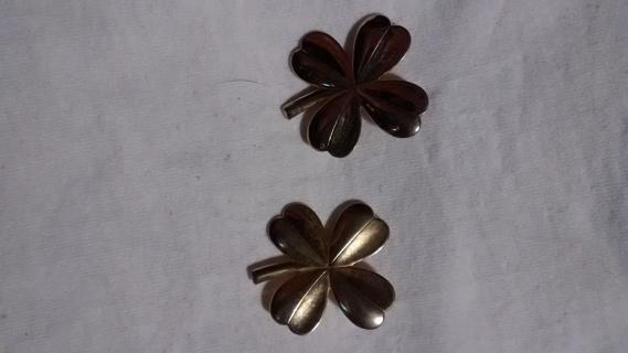 4 Leaf Clover Pins