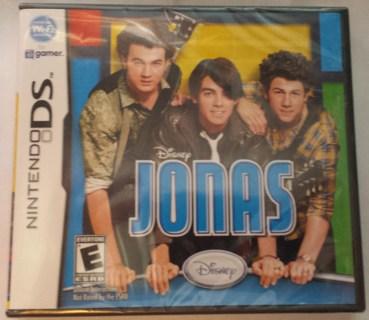 Nintendo DS JONAS Game
