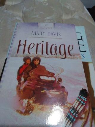 Heritage by Mary Davis