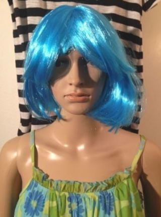 NEW Anime Cosplay Wig Roleplay Costume Hair FREE SHIPPING