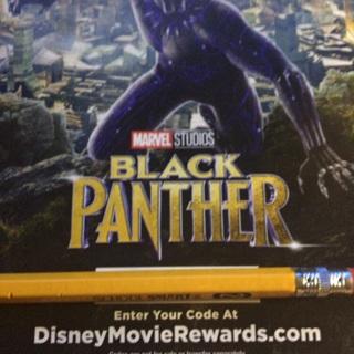 Disney movie rewards code!