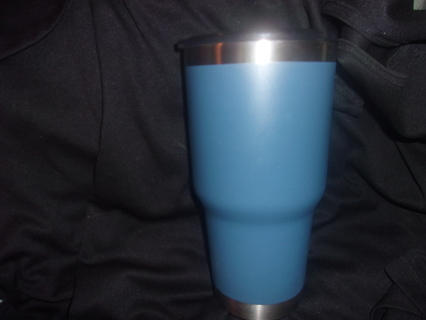 Glacier Point 30oz Insulated Stainless Steel Tumbler, Double Walled, No Condensation! - BLUE