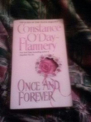 **FREE Shipping** Once and Forever book by Constance O'Day-Flannery