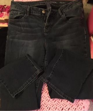 More skinny jeans women Sz12