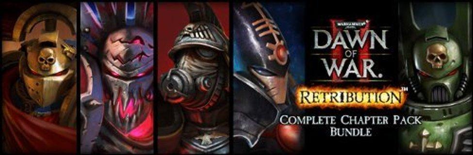 Warhammer 40k: Dawn of War II Retribution: Complete Chapter Pack Bundle Steam Key