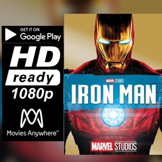 IRON MAN  HD GOOGLE PLAY CODE ONLY