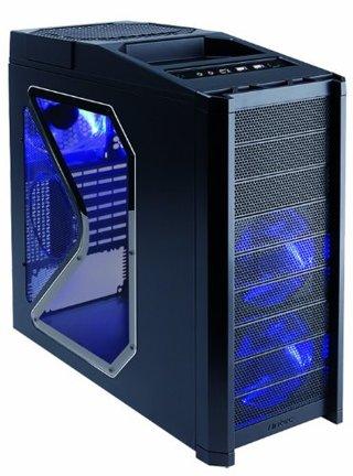 Antec Nine Hundred Black Steel ATX Mid Tower Computer Case