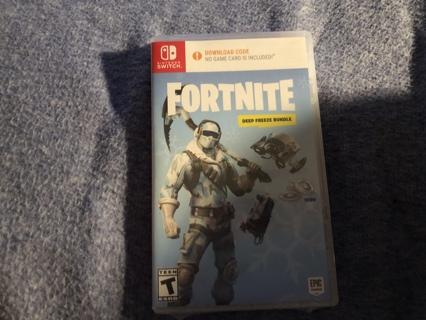 Nintendo Switch Fortnite Download Code