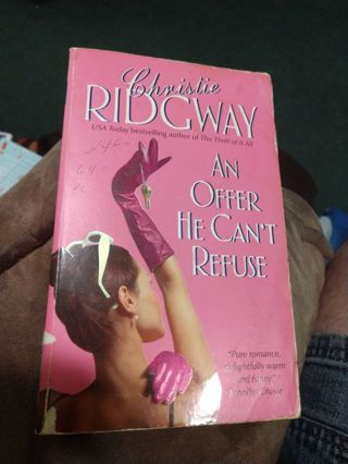 An Offer He Can't Refuse by Christie Ridgway (paperback)