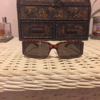 Authentic Prada Miu Miu tortoise sunglasses
