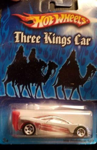 NIP Hot Wheels THREE KINGS CAR # 2 of 2.