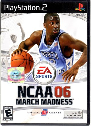 PlayStation 2 (PS2) - NCAA 06 March Madness