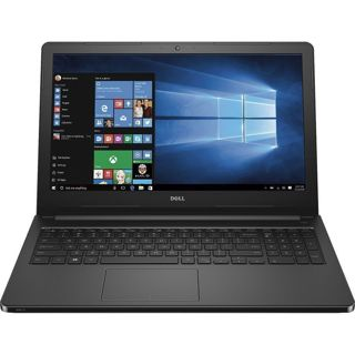 "Dell 15.6"" Laptop (AMD A8, 6GB RAM, 500GB HD, Win 10, DVD)"