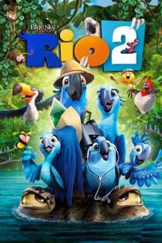 Rio 2 iTunes Digital Copy Code From Blu Ray