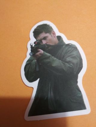 Supernatural Cool new vinyl lab top sticker lowest gins! No refunds! No lower!
