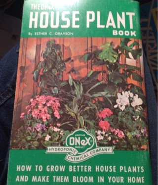 le. Vintage-1952 House Plant Book....Esther C. Grayson