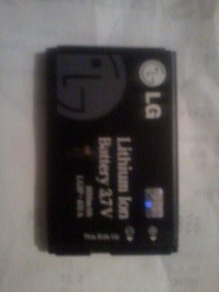L$$K ** LG Lithium Ion Battery 3.7 V ** L$$K