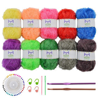 Mira Handcrafts Craft Yarn