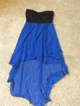 NWT high low dress