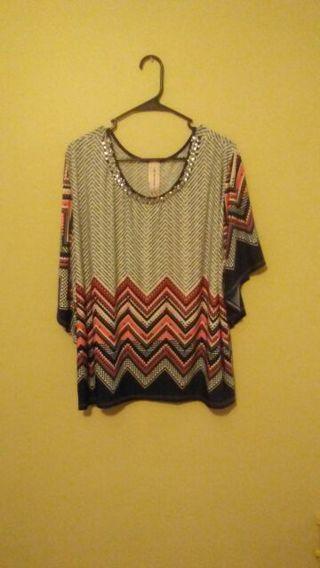 2x blouse