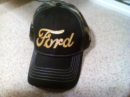 Brand new camo ford hat