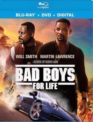 Bad Boys For Life-Digital movie code from Blu-ray