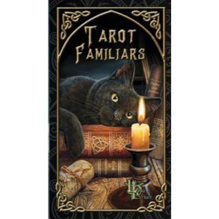 "Tarot cards Deck "" Tarot Familiars"" New Free ship"