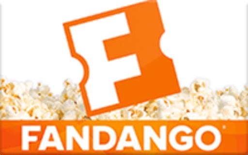 $7.75 Fandango movie theaters egift card gift code ~ digital delivery