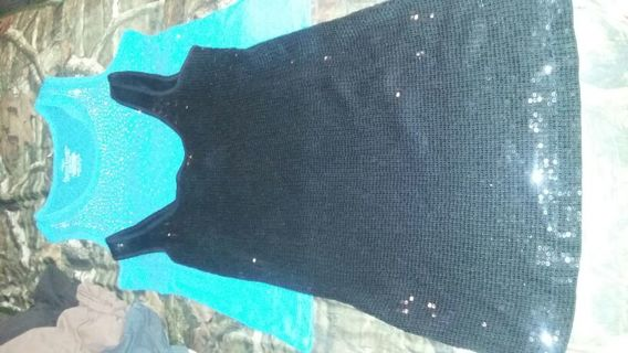 《☆ 3 TANK TOPS ALL HAVE SPARKLYS ☆》 FREE SHIPPING US AND GIN AVAIL
