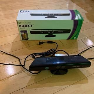 Xbox 360 Kinect Sensor with Box