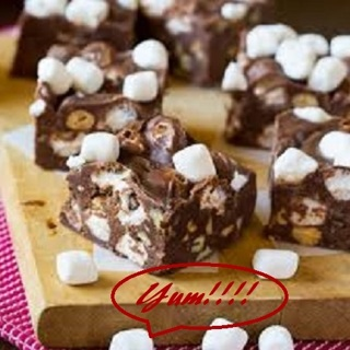 ✻(New) Triple Chip Rocky Road Brownies Recipe ✻