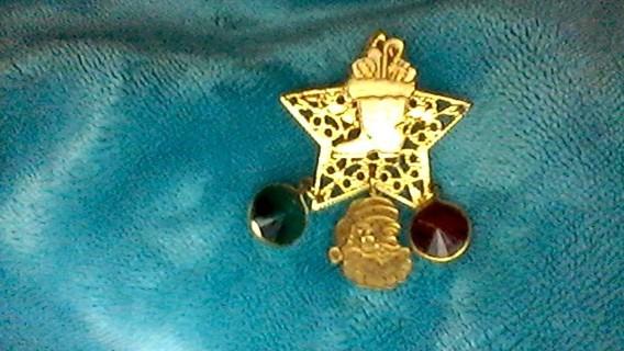 Vintage pin!