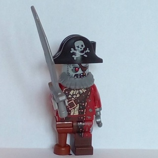 New Zombie Pirate Super Heroes Minifigure Building Toys Custom Lego