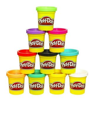 Play-Doh 10 assorted colors