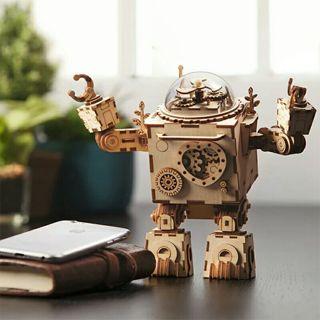 Robotime diy music box