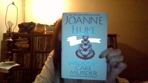 Wedding Cake Murder By Joanne Fluke Hard Cover