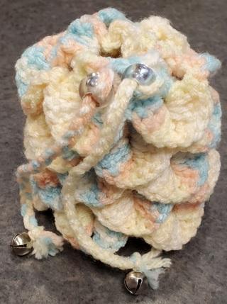 Dragon Egg Dice Bag (Cupcake)